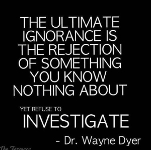 Ignorance (2)